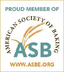 American Society of Baking logo