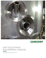CAMCORP stainless steel capabilities brochure