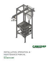 CAMCORP bulk bag unloader manual
