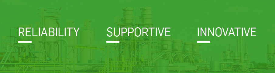 reliability supportive innovative