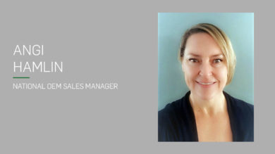 Angi Hamlin CAMCORP National OEM Sales Manager