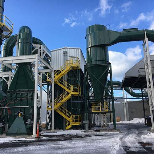 CAMCORP-cyclone dust collector
